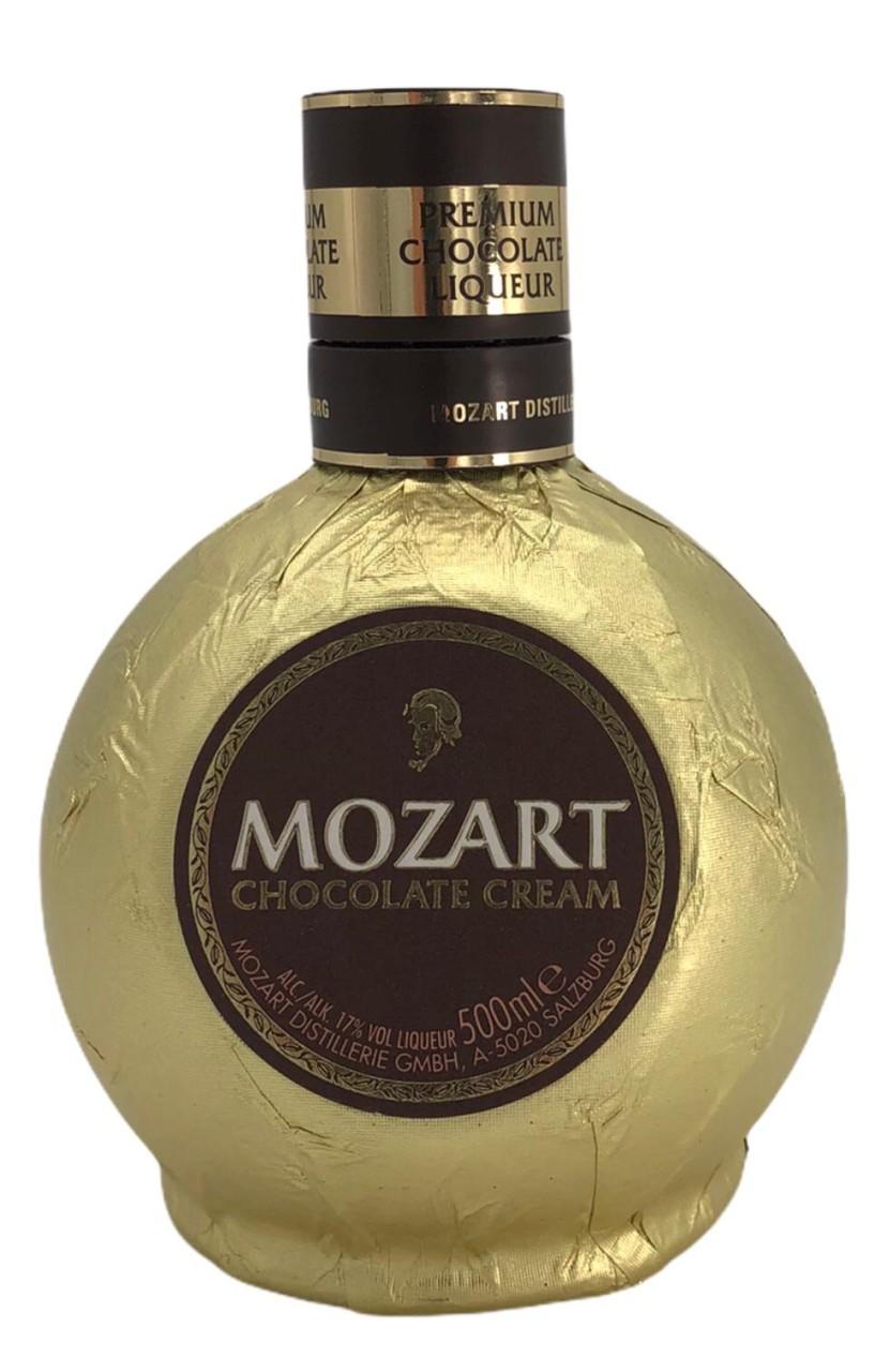 Mozart Chocolate Cream Likör 0,5 L