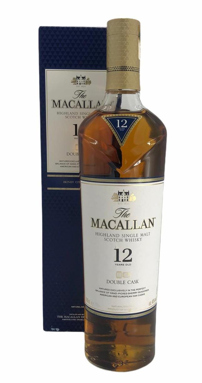 The Macallan 12 Y Double Cask Fine Oak Highland Malt in GP