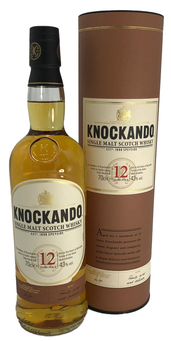 Knockando 12 Years Single Malt