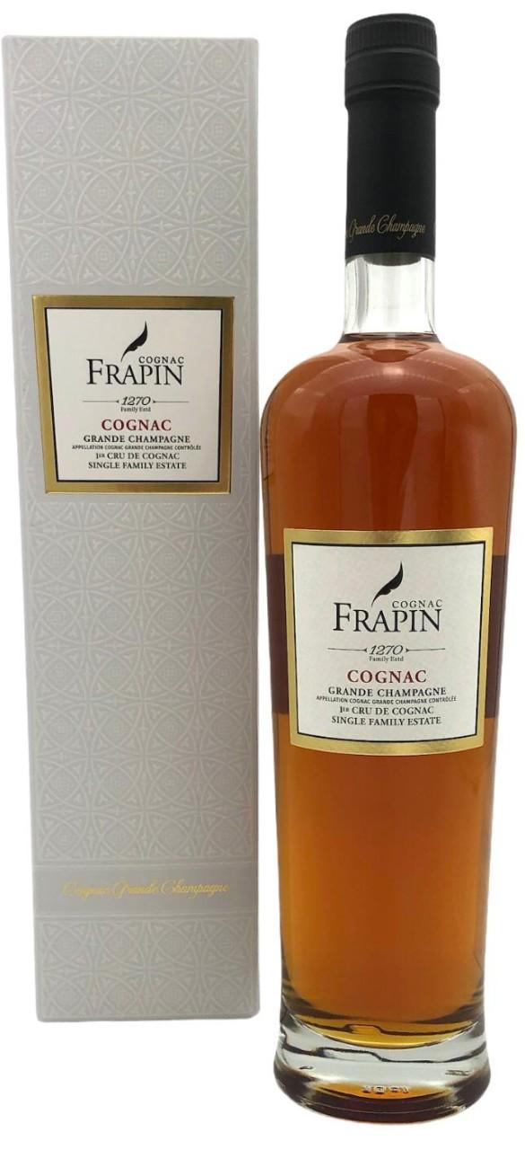 Cognac Frapin 1270 Grand Champagne 40% 0,7l