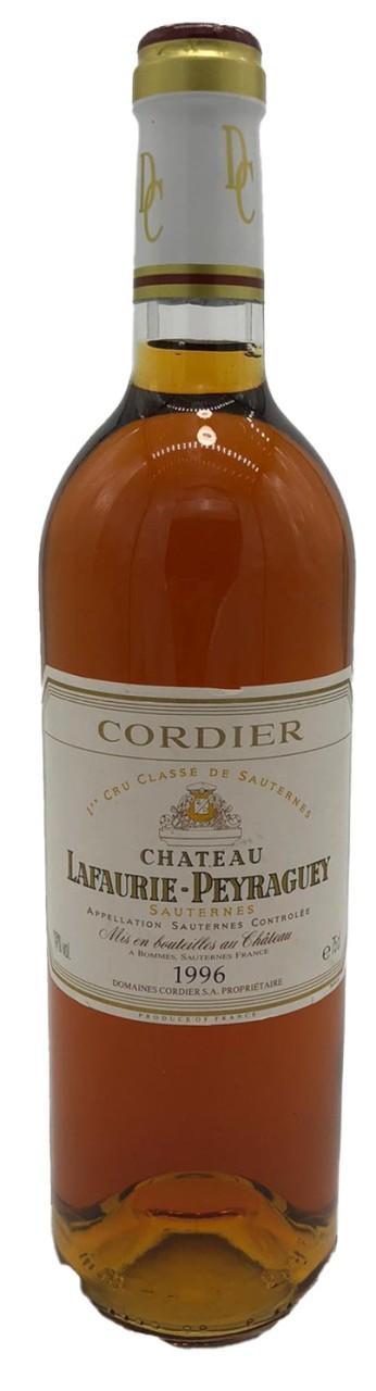 Chateau Lafaurie-Peyraguey Sauternes 1996 Cordier
