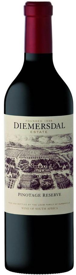 Diemersdal Pinotage Rotwein 2015