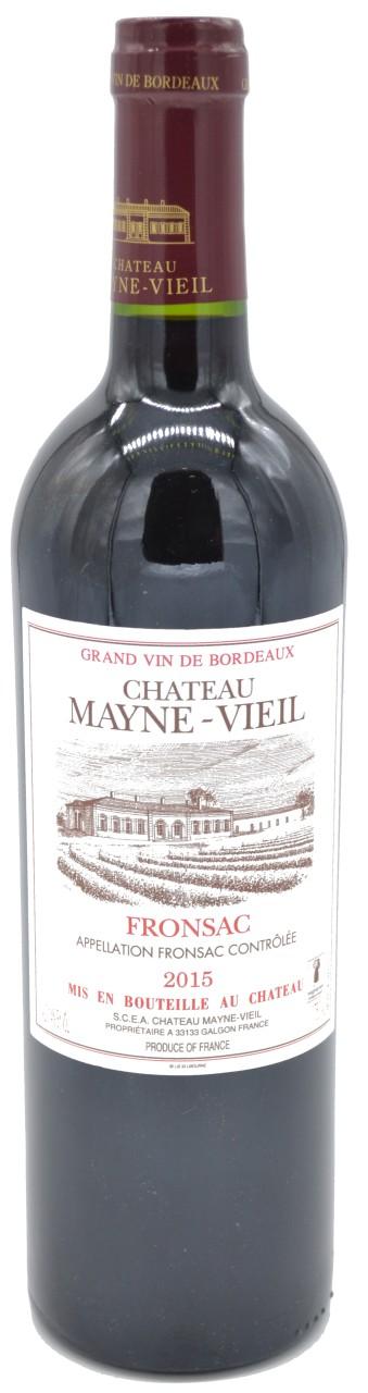 Chateau Mayne-Vieil Rotwein 2012