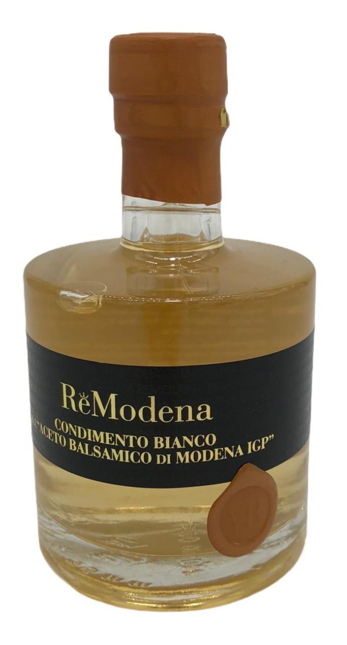Re Modena Condimento Bianco Aceto Balsamico di Modena IGP 0,25l