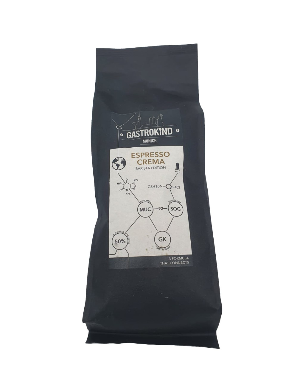 Gastrokind Espresso Crema Barista Edition 1 kg Bohne