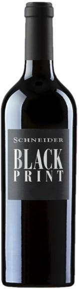 Schneider Black Print Rotwein trocken 2019