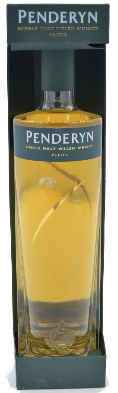 Penderyn Single Malt Welsh Whisky Peated Edition