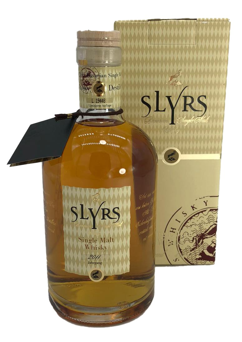 Slyrs Single Malt Whisky 2011 0,7l