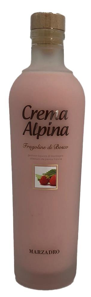 Marzadro Crema Alpina Fragoline di Bsoco (Erdbeere)