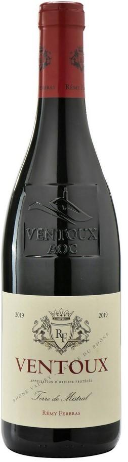 Remy Febras Ventoux Rouge trocken AOP 2017