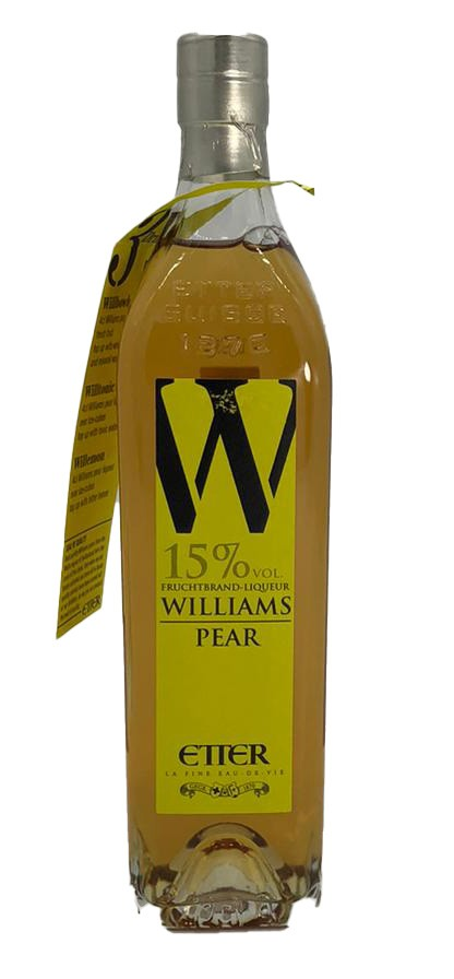 Etter Williams Pear Fruchtbrand-Likör 0,35 L