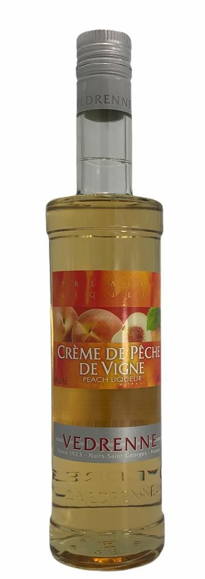 Creme de Peche de Vigne Peach Likör Vedrenne