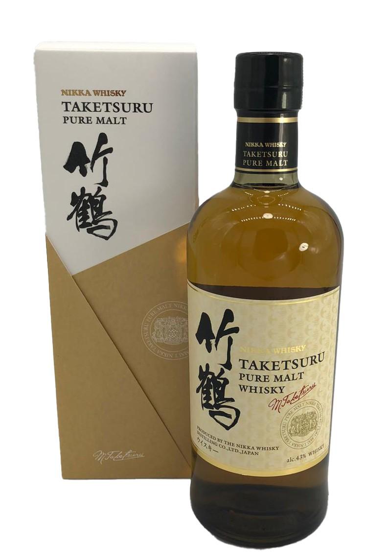 Nikka Taketsuru Pure Malt Whisky aus Japan
