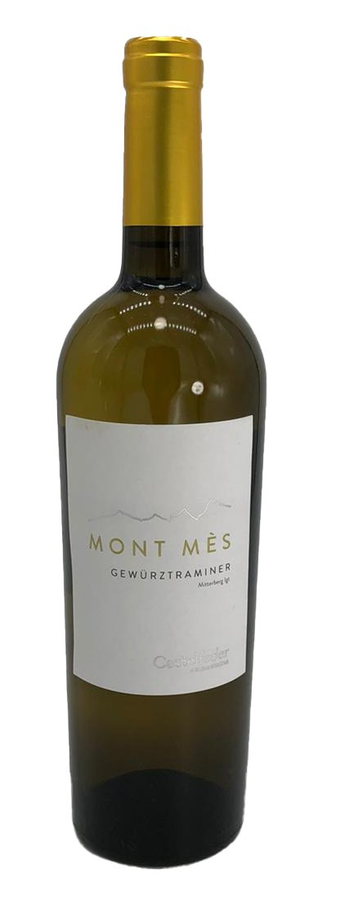 Castelfeder Mont Mes Gewürztraminer Weißwein trocken 2019