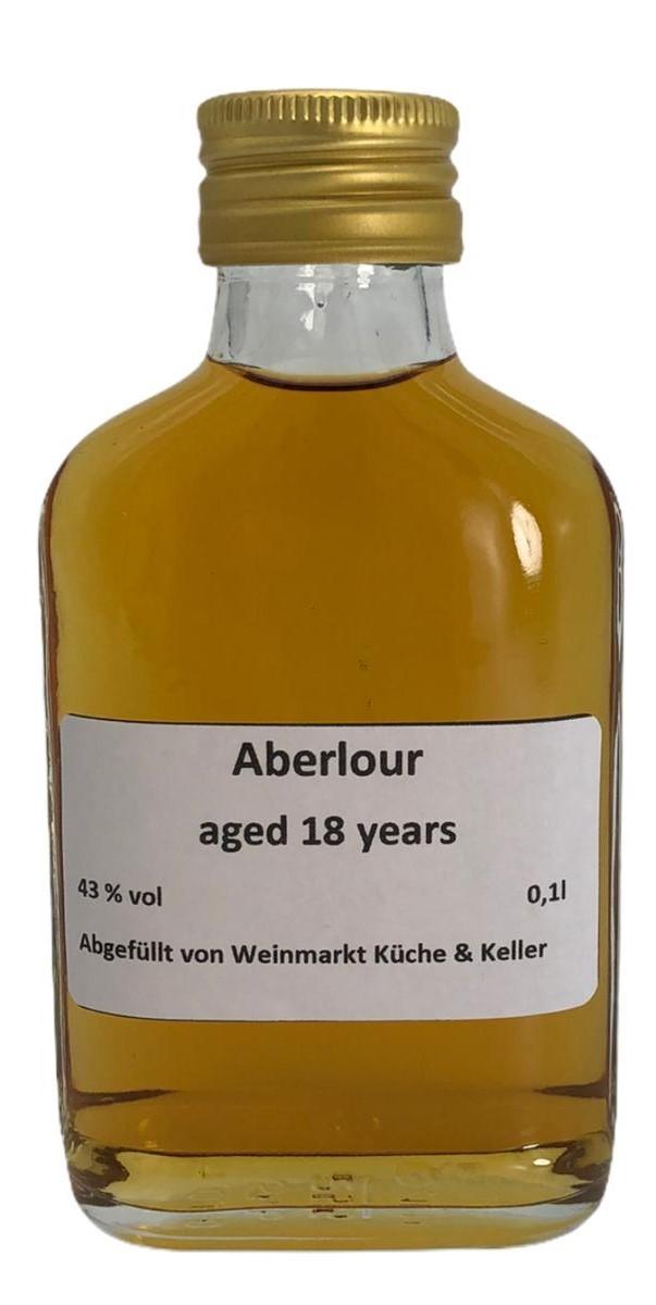 Aberlour 18 Years Old Single malt 0,1l