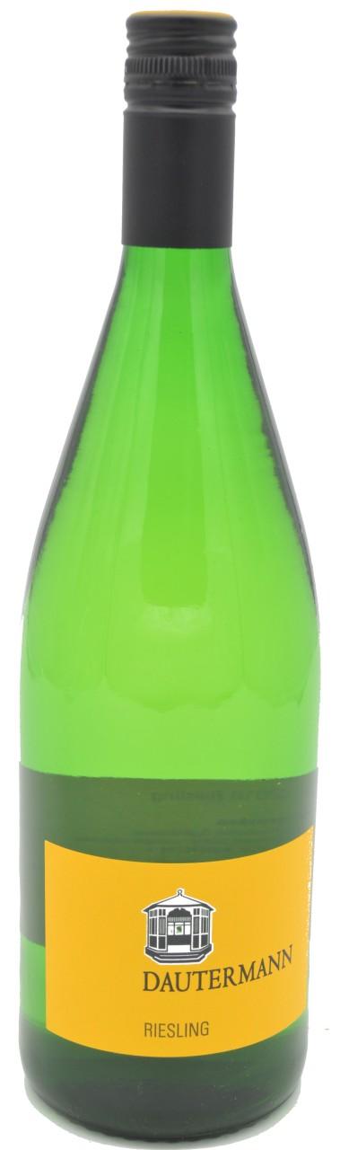Dautermann Riesling Weißwein 2017 1 Liter