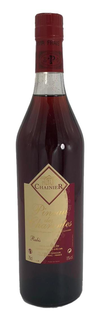 Chainier Pineau des Charentes Rubis