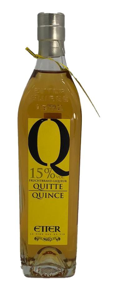 Etter Quitte Quince Fruchtbrand-Likör 0,35 L