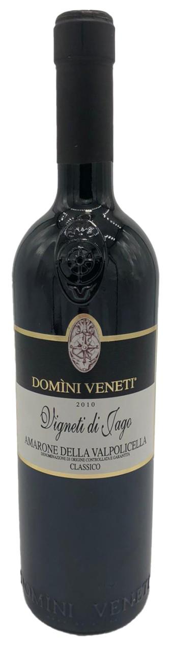 Domini Veneti Vigneti di Jago Amarone Rotwein trocken 2010
