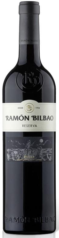 Ramon Bilbao Reserva Rotwein 2015