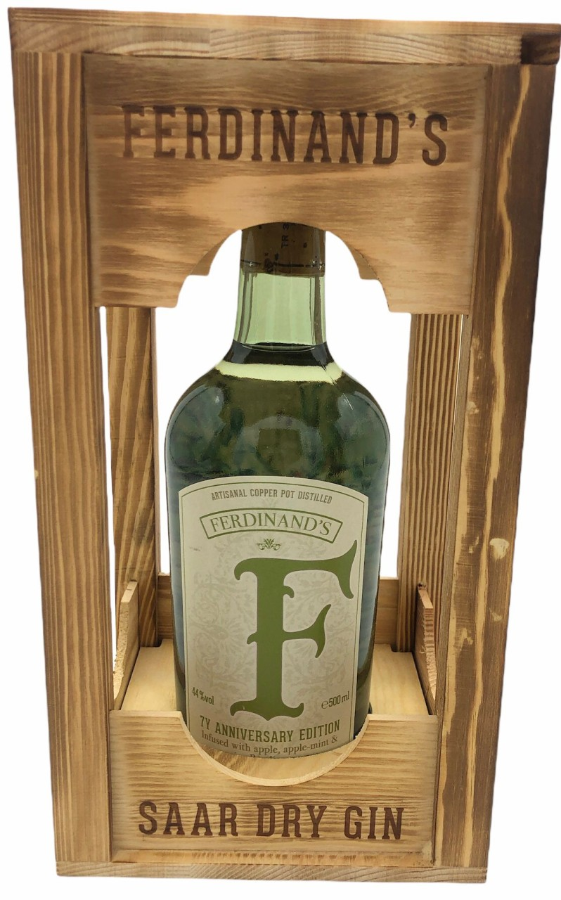 Ferdinand´s 7 Years Anniversary Edition 0,5l in Holzkiste