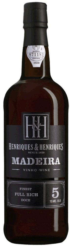 Henriques & Henriques Finest Full Rich Doce 5 Years