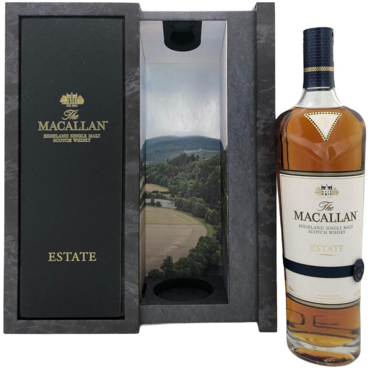 The Macallan Estate Highland Single Malt in GP Limitierung 0,7l
