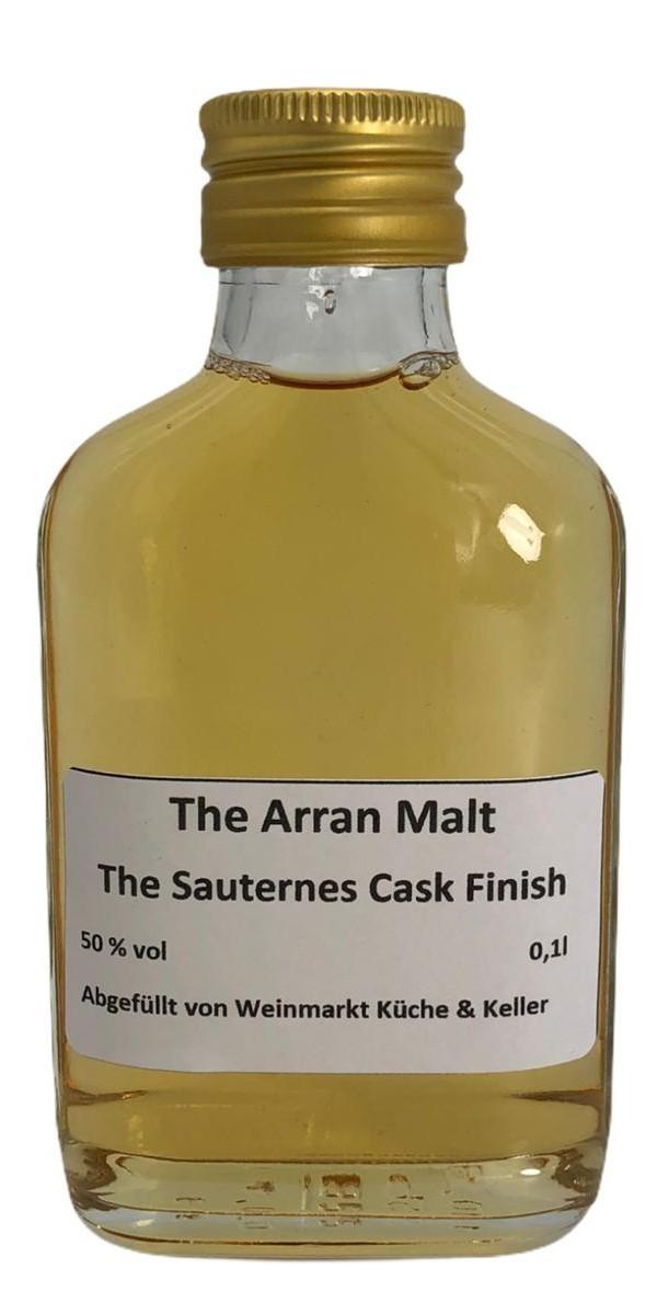 The Arran Malt Single Malt 0,1 l