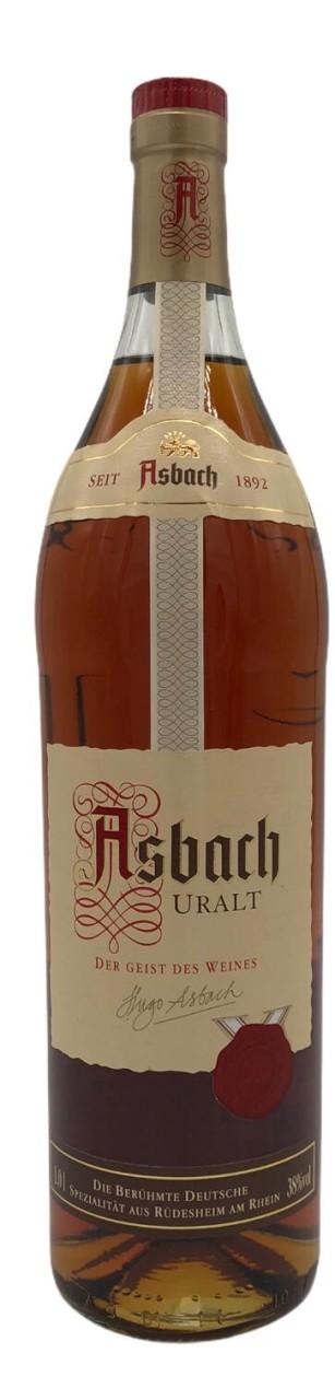 Asbach Uralt Weinbrand 38% 1l