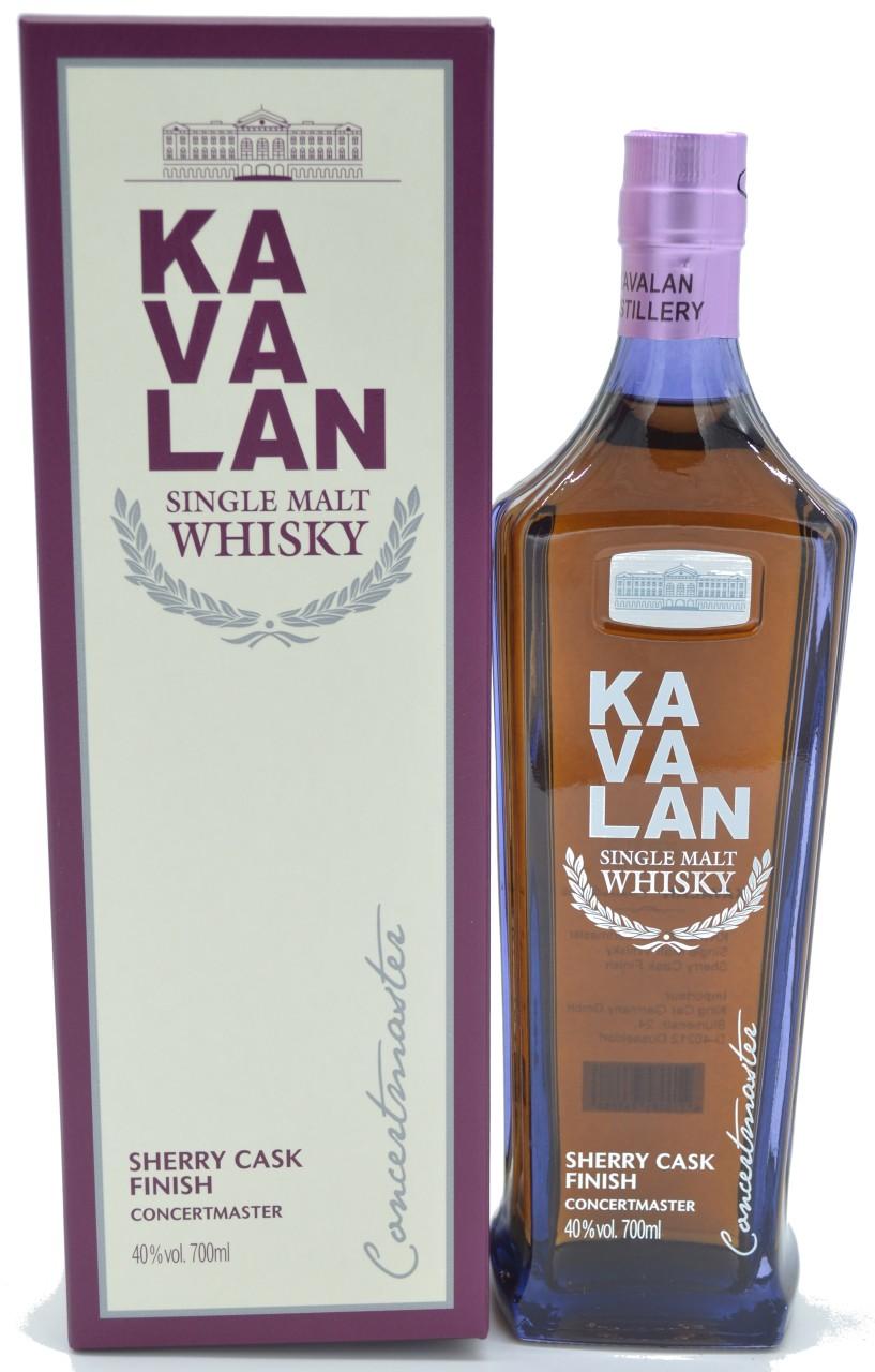 Ka Va Lan Single Malt Whisky Sherry Cask Finish
