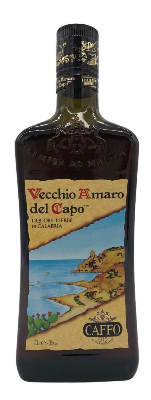 Caffo Vecchio Amaro del Capo 35% vol. 0,70l
