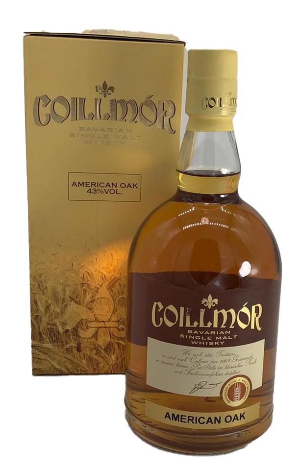 Coillmor Bavarian Single Malt Whisky American Oak Finnishing