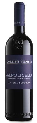 Domini Veneti Valpolicella Classico Superiore Rotwein 2018