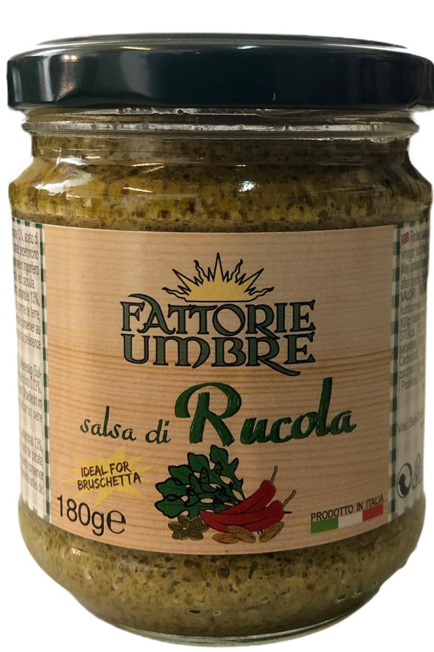 Fattorie Umbre salsa di Rucola 180g