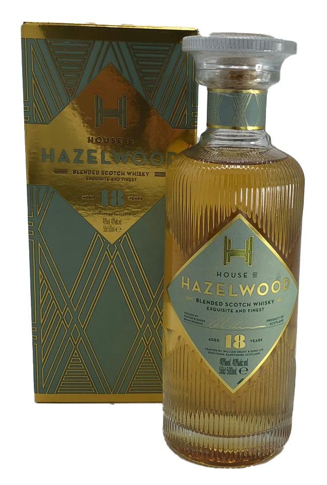 Hazelwood 18 Years Old Blended Scotch Whisky