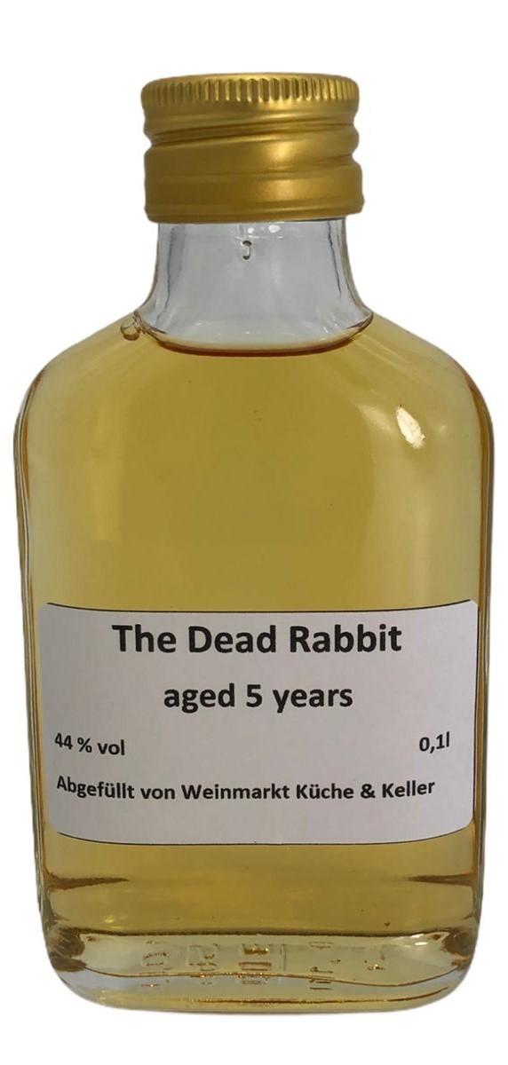 The Dead Rabbit Irish Whiskey 0,1 l