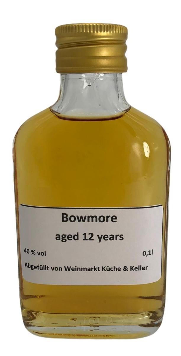 Bowmore 12 Years old Single Malt 0,1 l