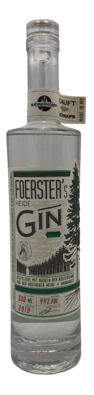Foerster´s Heide Gin 0,5l 44%vol