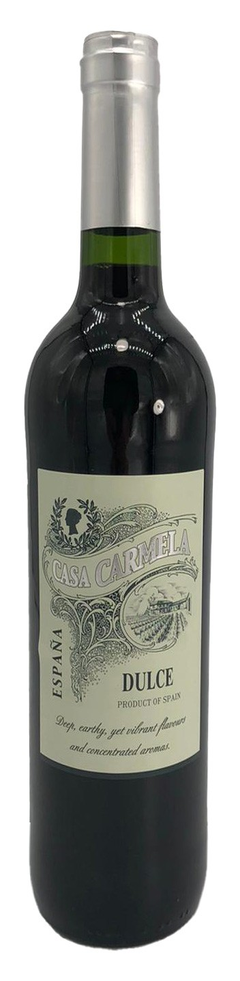Casa Carmela Dulce Rotwein 2019