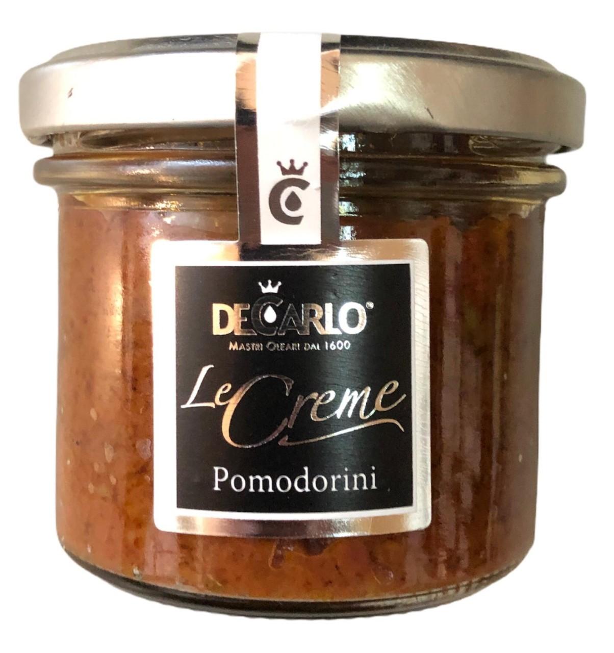 De Carlo Le Creme Pomodorini 130 g