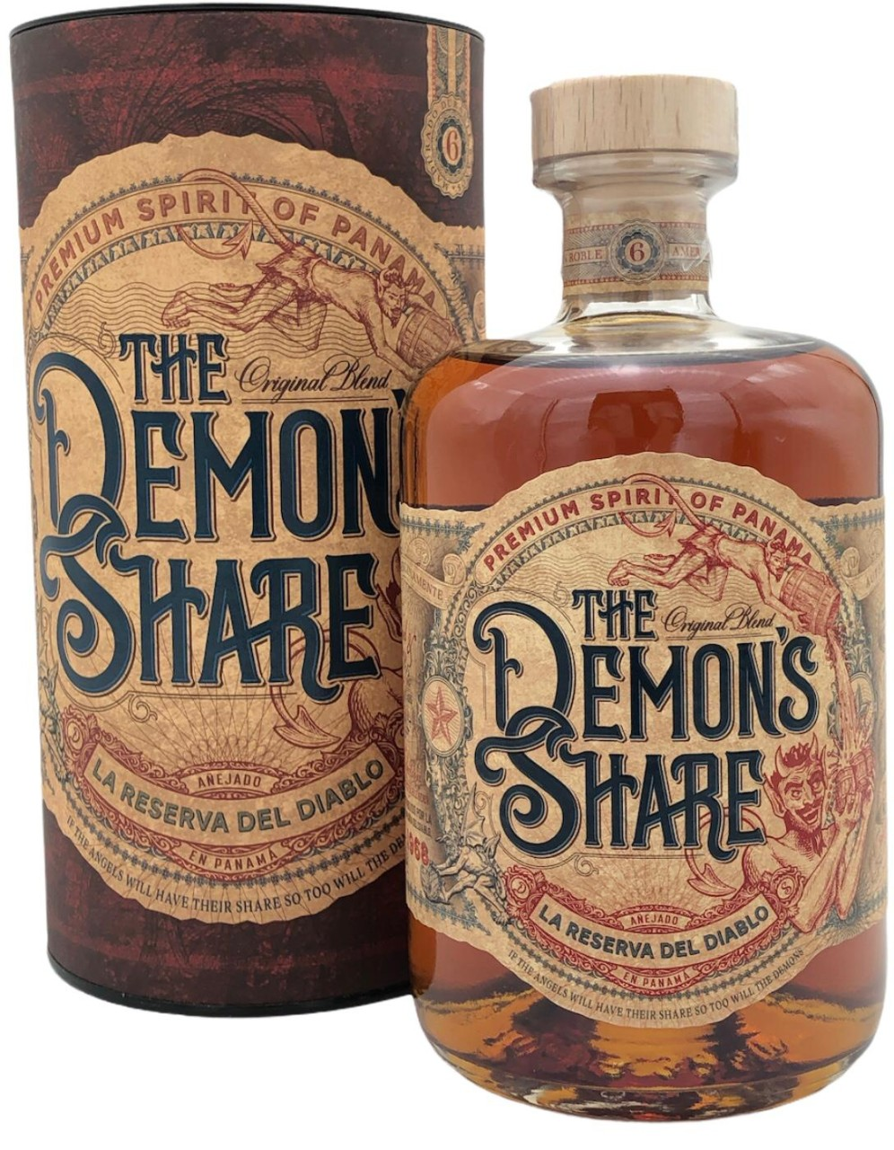 The Demons Share 6 Years old 40% 0,7l