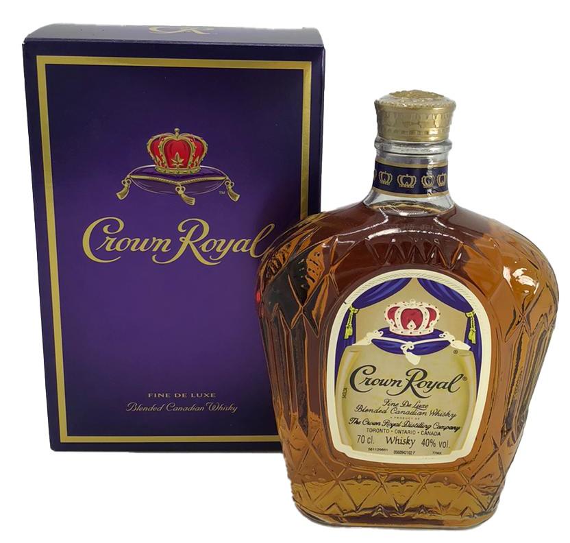Crown Royal Whisky 40 % vol. 0,7 Liter