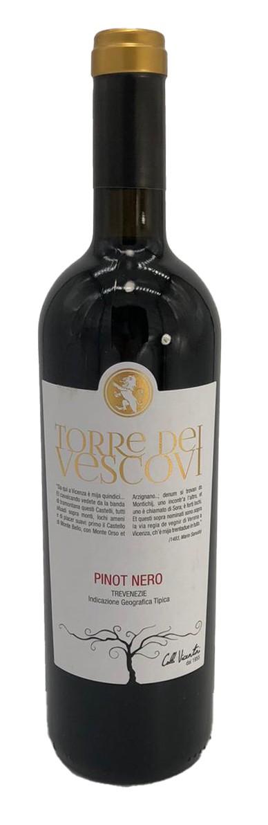 Torre dei Vescovi Pinot Nero Rotwein trocken 2018