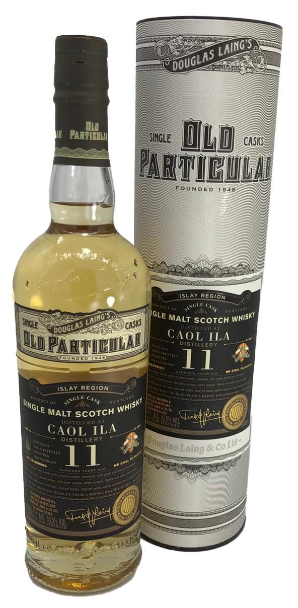 Old Particular Caol Ila 11 YO Single Malt