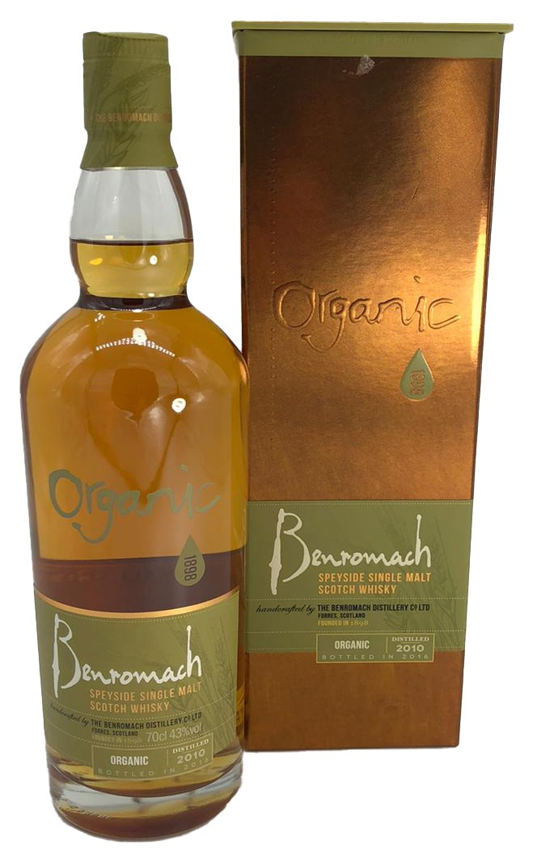 Benromach Organic Single Malt