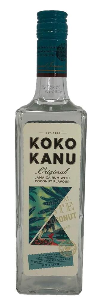Koko Kanu Coconut - Rum - Liqueur