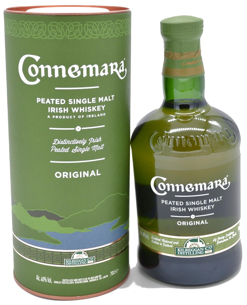 Connemara Peated Single Malt Original