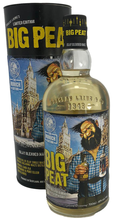 Big Peat Blended Malt Munich Edition