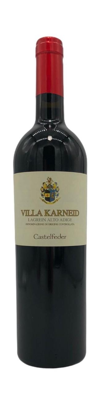 Castelfeder Villa Karneid Lagrein Rotwein trocken 2016