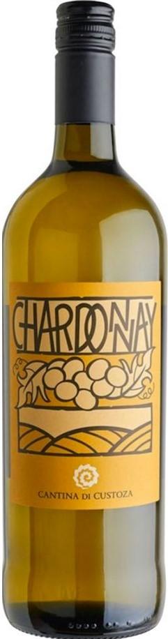 Cantina di Custoza Garda Chardonnay Weißwein 1L 2020
